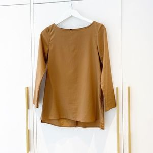 Zara Blouse with buttons up back